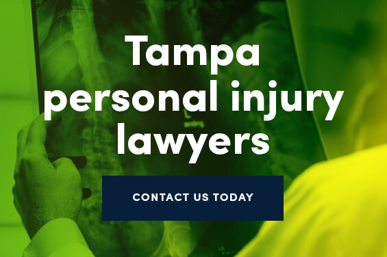 Pasco County personal injury law