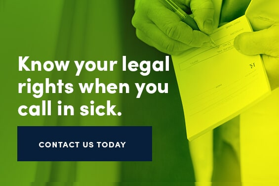 tampa sick leave attorney