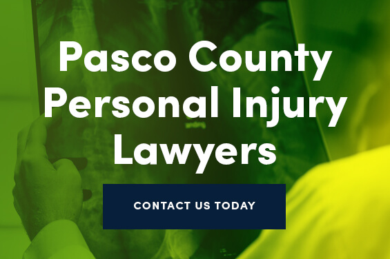 Pasco County Personal Injury lawyer